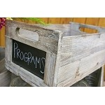 Blackboard Produce Crate Set