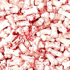 Bloody Bones Candy - 10lbs