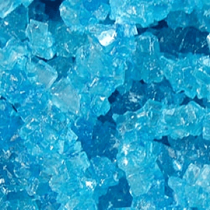 Blue Raspberry Rock Candy Strings - 10lbs