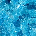 Blue Raspberry Rock Candy Strings - 5lbs