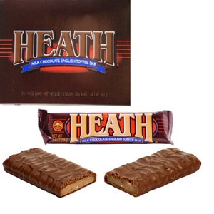 Heath Bar - 18ct