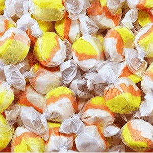 Candy Corn Salt Water Taffy - 5lbs