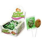 Caramel Apple Pops - 48ct