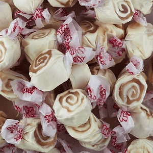 Caramel Cheesecake Salt Water Taffy - 5lbs