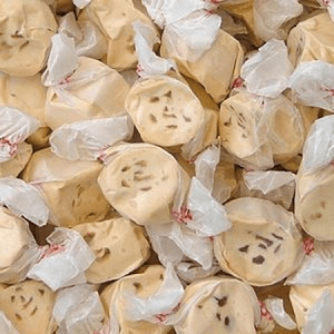 Chocolate Chip Cookie Salt Water Taffy - 5lbs