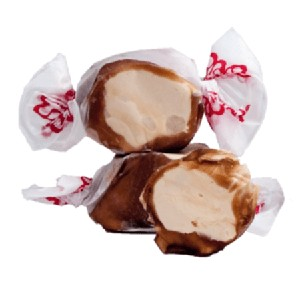 Chocolate Malt Salt Water Taffy - 5lbs