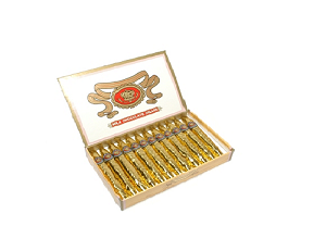 Gold Wrapped Chocolate Cigars - 24ct