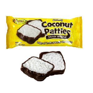 Original Coconut Patties - 20ct