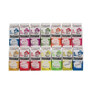 Single Flavor Flossugar - 6 Cartons
