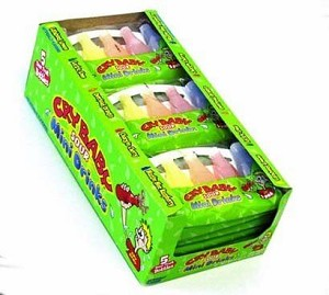 Cry Baby Mini Sour Drinks - 5pc - 18ct
