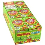 Cry Baby Tears Sour Candy - 24ct