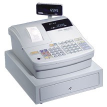 Deluxe Royal Electronic Cash Register
