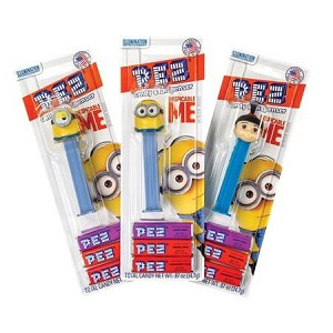 Despicable Me Assorted PEZ Blister Packs - 12ct