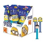 Despicable Me Assorted PEZ Dispensers  - 12ct