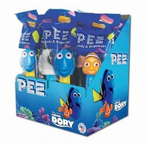 Finding Dory PEZ Dispensers  -12ct