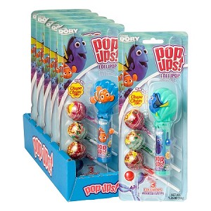 Finding Dory Pop Ups Blister Pack - 6ct