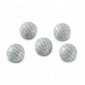 Foil Wrapped Golf Balls - 10lbs