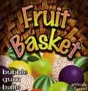 Fruit Basket Gumballs - 850ct