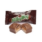 Fun Size Milky Way Candy Bars - 15.98lbs