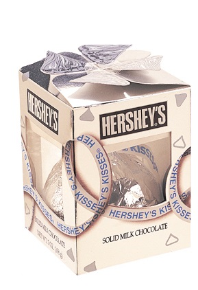 Giant Hershey Kiss  - 12ct