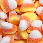 Gummy Candy Corn - 4.4lbs