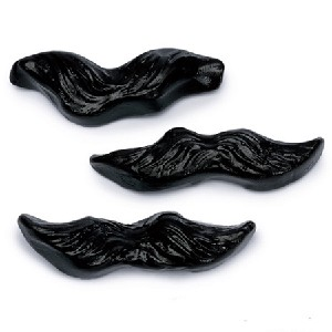 Fruity Gummy Mustaches - 6.6lbs