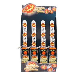 Halloween Light Up Safety Wand - 12ct