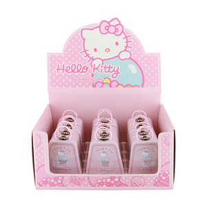 Hello Kitty Bubblegum Tins  - 12ct