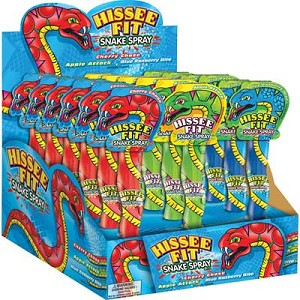 Hissee Fit Snake Spray - 18ct