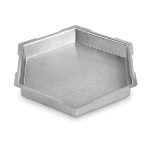 Honeycomb Stainless Steel Ice Bath - Size Choice