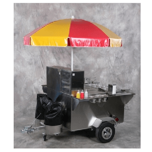 Hummer - Hot Dog Cart - Elite Hot Dog Seller