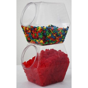 Hexagon Stacking Containers - 8ct