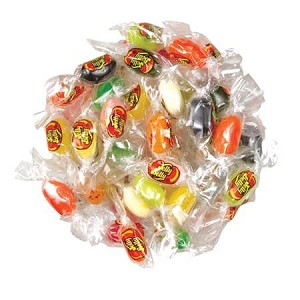 Jelly Belly 20 Flavor Twists - 5lbs