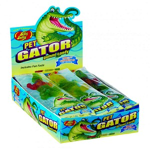 Gummi Pet Gator  - 12ct