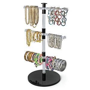 Jewelry Counter Display - 3 Tiers