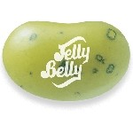 Juicy Pear / Olive Green Jelly Belly - 10lbs