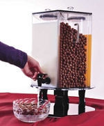Combo Cereal and Drink Dispenser -  Color Choice