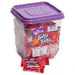 Cherry Laffy Taffy Jar - 145ct