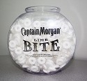 32oz Logo Drum Fish Bowl - 176 Count