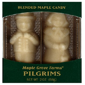 Maple Sugar Pilgrims - 12ct