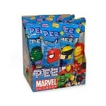 Marvel Heroes Pez Assorted Pez Dispensers  - 12ct