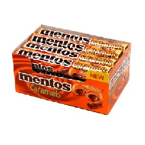 Mentos Caramel & Chocolate - 12ct