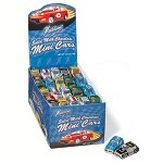 Mini Cars - Solid Milk Chocolate - 100ct