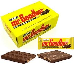 Mr Goodbar Candy Bars Wholesale Individually Wrapped