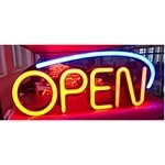 Neon Like LED Open Sign