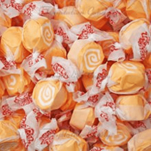 Orange Creme Salt Water Taffy - 5lbs