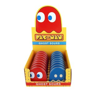 Pacman Ghost Sours Tin - 18ct