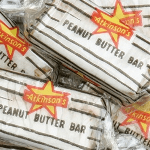 Peanut Butter Bars Bulk Wrapped Candy Wholesale Candy