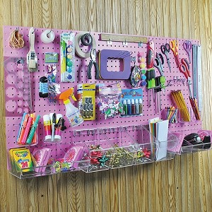 Pegboard Organizer Pegboard Accessories Candy Concepts