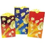Blue Butter Popcorn Bags - 85 ounce - 100ct
